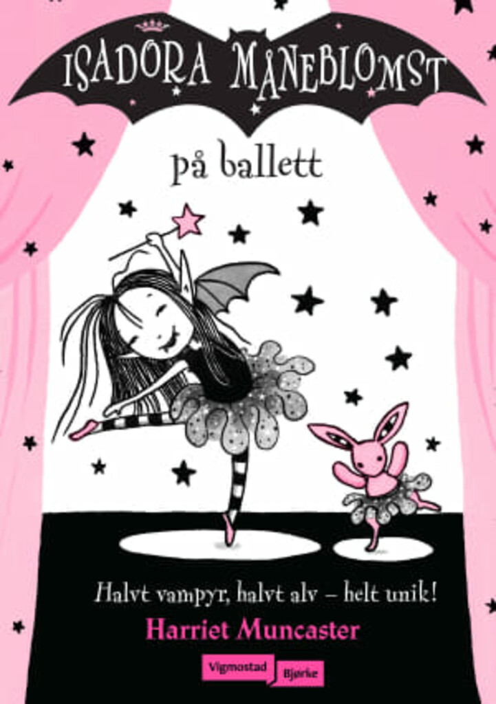 Isadora Måneblomst på ballett . 4