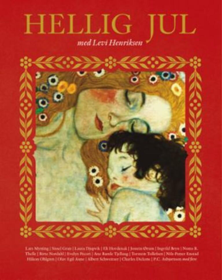 Hellig Jul : Forside av Gustav Klimt; Mor og barn