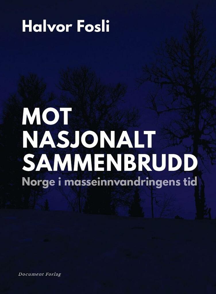 Mot nasjonalt sammenbrudd : Norge i masseinnvandringens tid