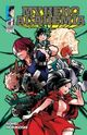 Omslagsbilde:My hero academia . Vol. 22 . That which is inherited