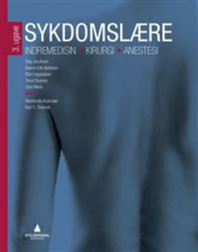 Sykdomslære : indremedisin, kirurgi og anestesi
