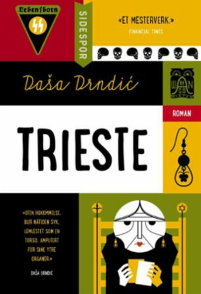 Trieste : dokumentarisk roman