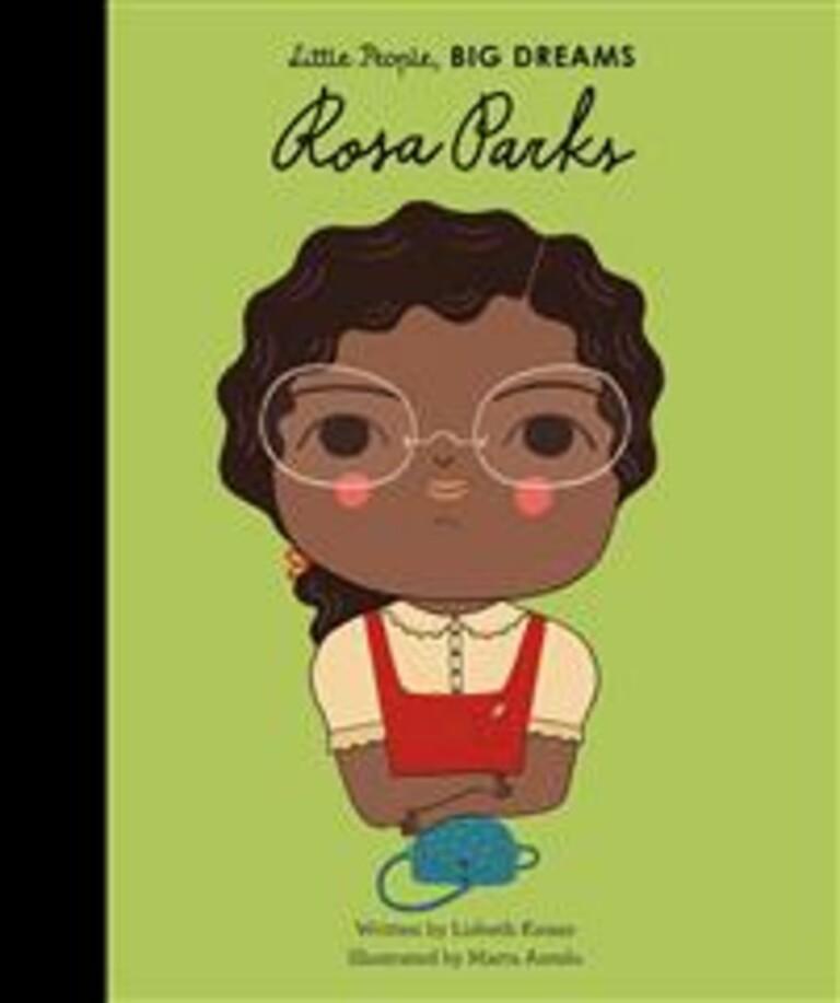 Rosa Parks ( engelsk ) 3