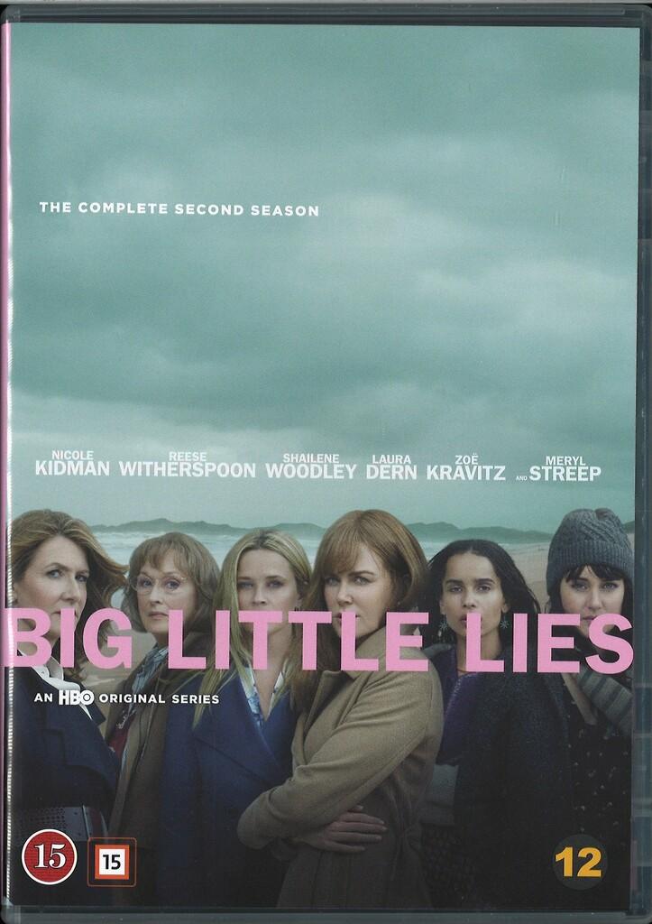 Big little lies. The complete second season.