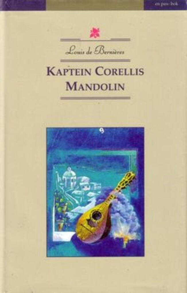 Kaptein Corellis mandolin
