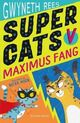 Omslagsbilde:Super cats v Maximus Fang