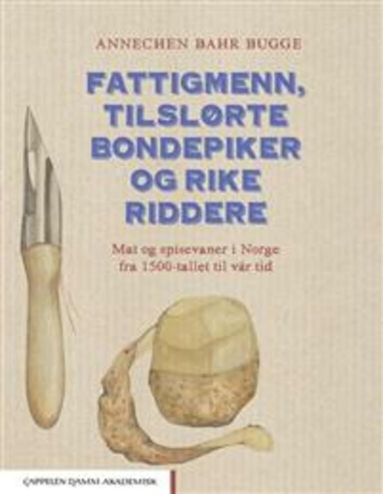 Fattigmenn, tilslørte bondepiker og rike riddere : mat og spisevaner i Norge fra 1500-tallet til vår tid