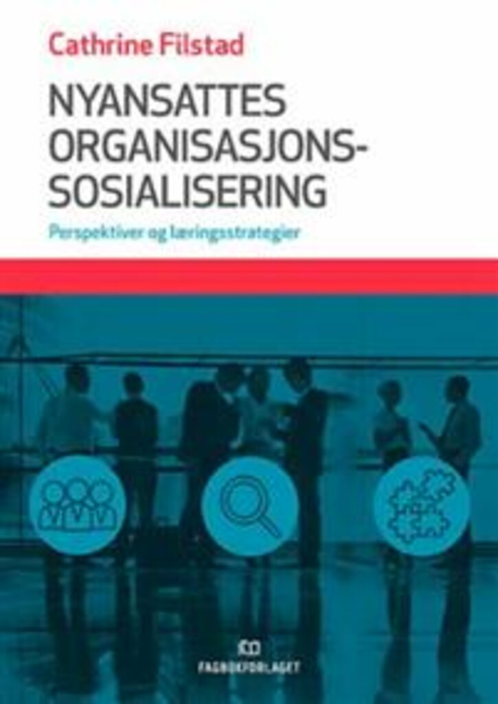 Nyansattes organisasjonssosialisering : perspektiver og læringsstrategier