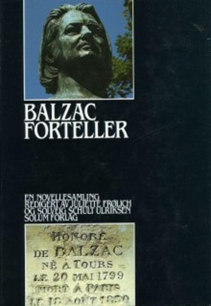 Balzac forteller : en novellesamling
