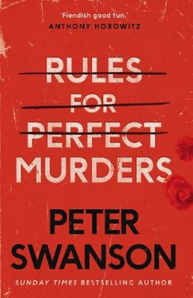 Rules for perfect murders : a novel