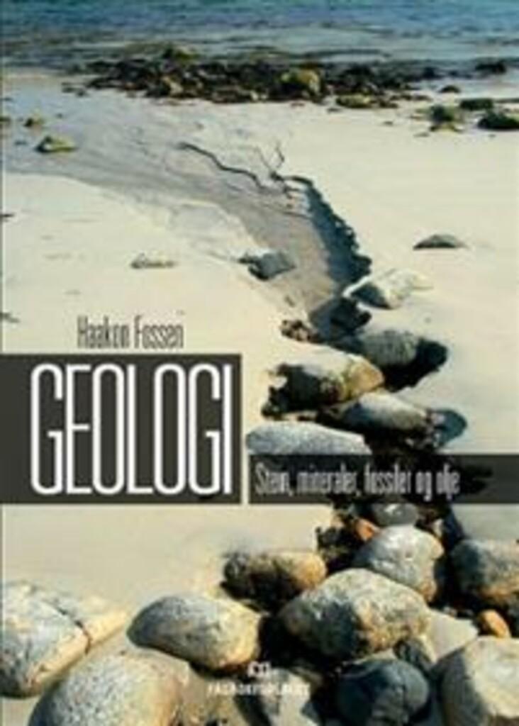 Geologi : stein, mineraler, fossiler og olje