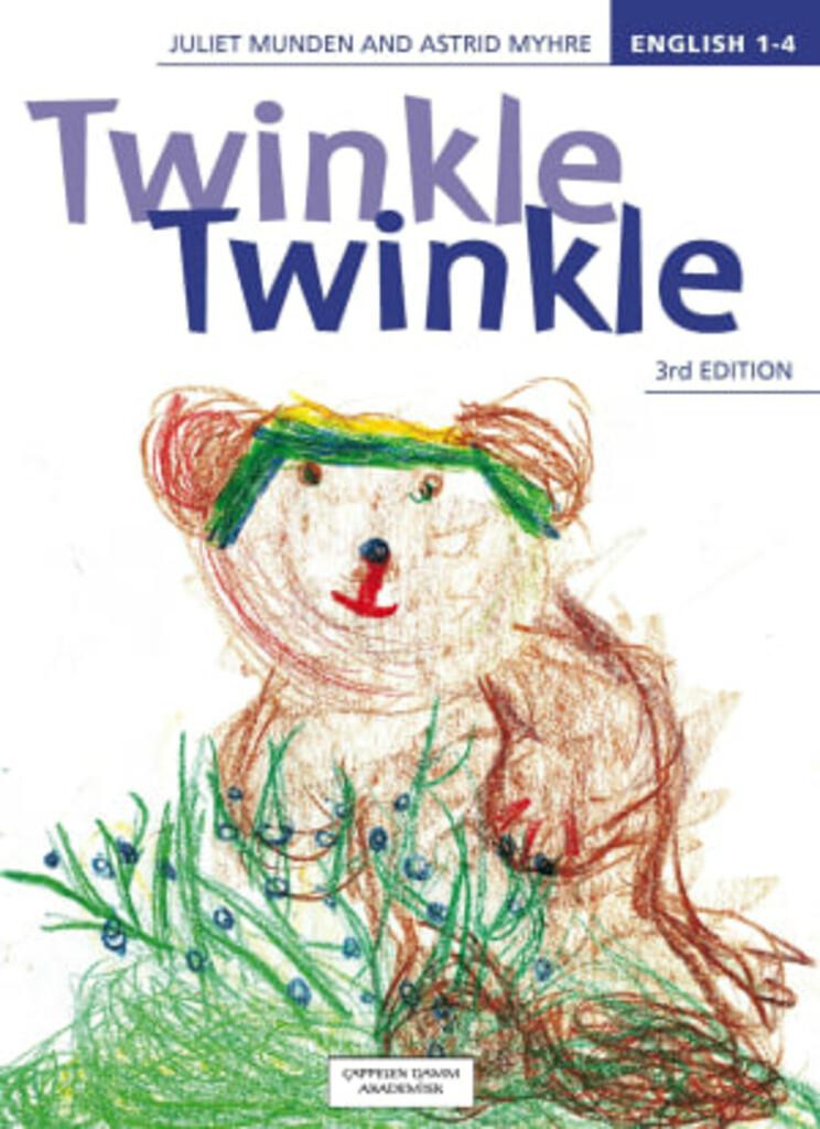 Twinkle twinkle : English 1-4