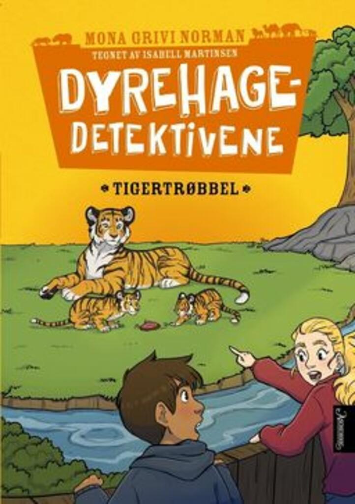 Tigertrøbbel 4