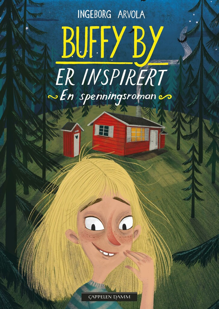 Buffy By er inspirert : en spenningsroman