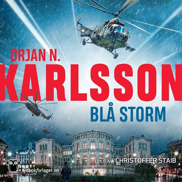 Blå storm : thriller . [2]