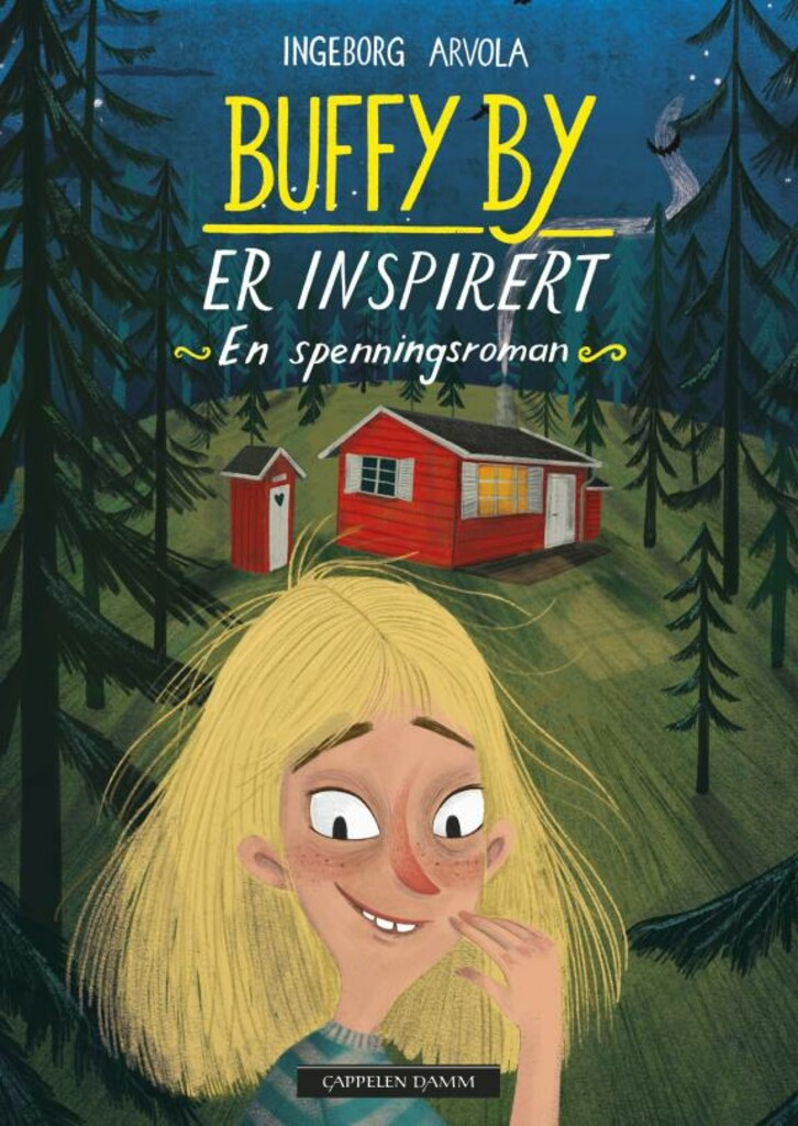 Buffy By er inspirert : en spenningsroman
