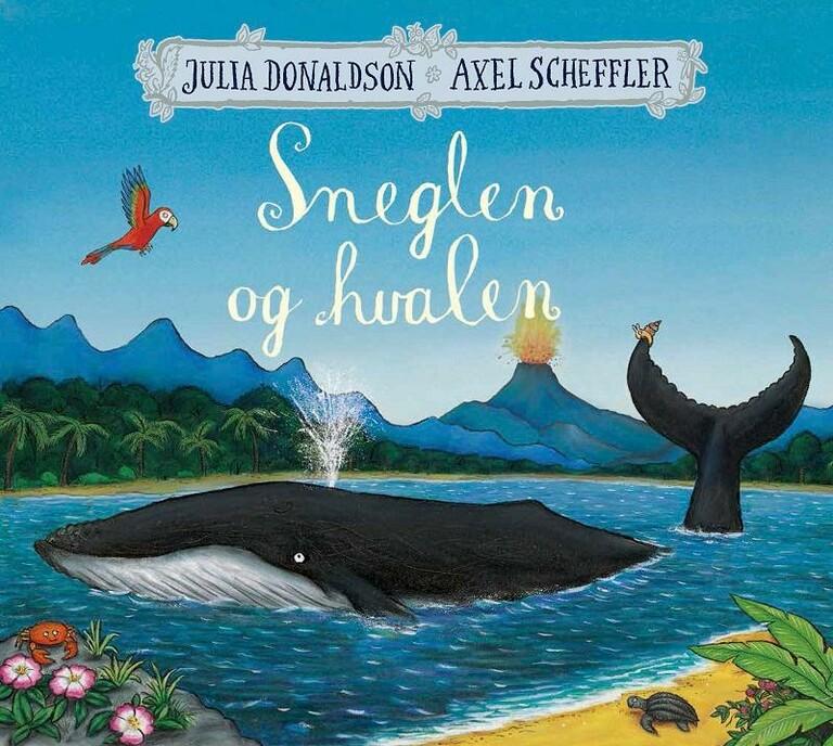 Sneglen og hvalen