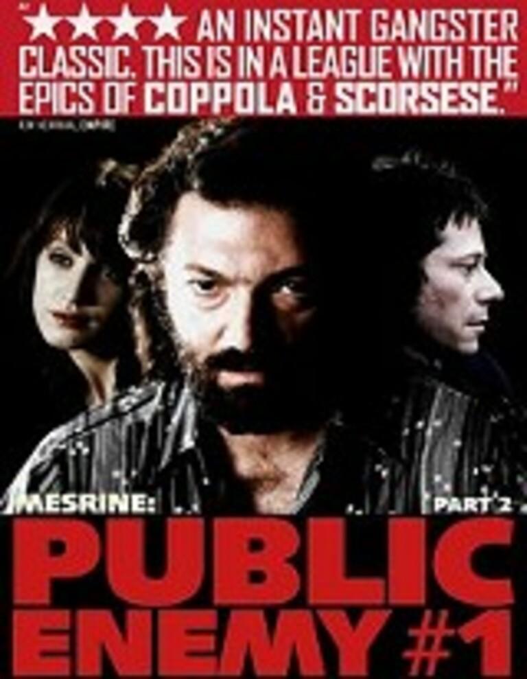 Public Enemy No. 1. Part 1 & 2.