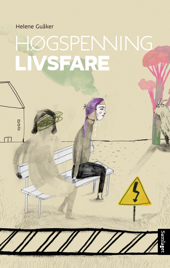 Høgspenning livsfare : roman