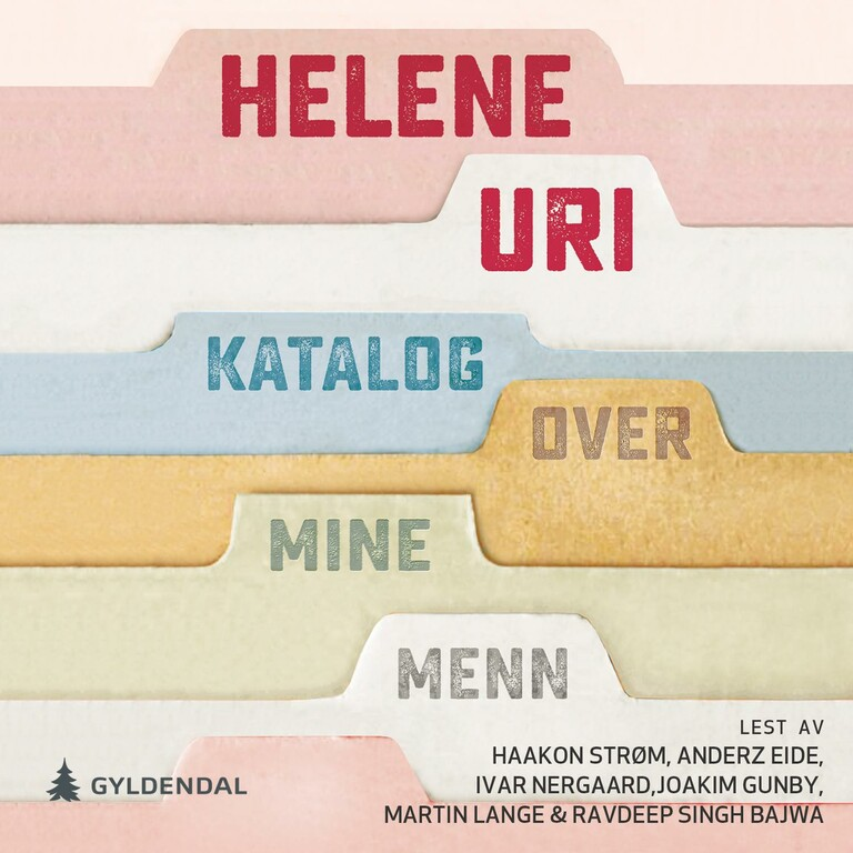 Katalog over mine menn