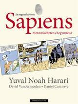 Harari, Yuval Noah : Sapiens : en tegnet historie Menneskehetens begynnelse