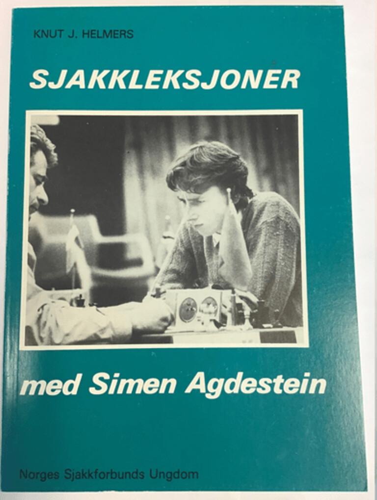 Sjakkleksjoner med Simen Agdestein