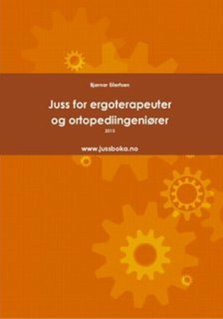 Juss for ergoterapeuter og ortopediingeniører