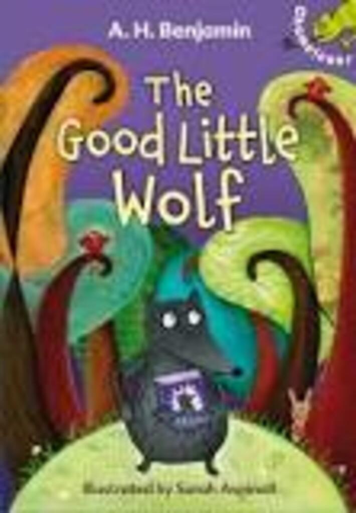 The good little wolf 8