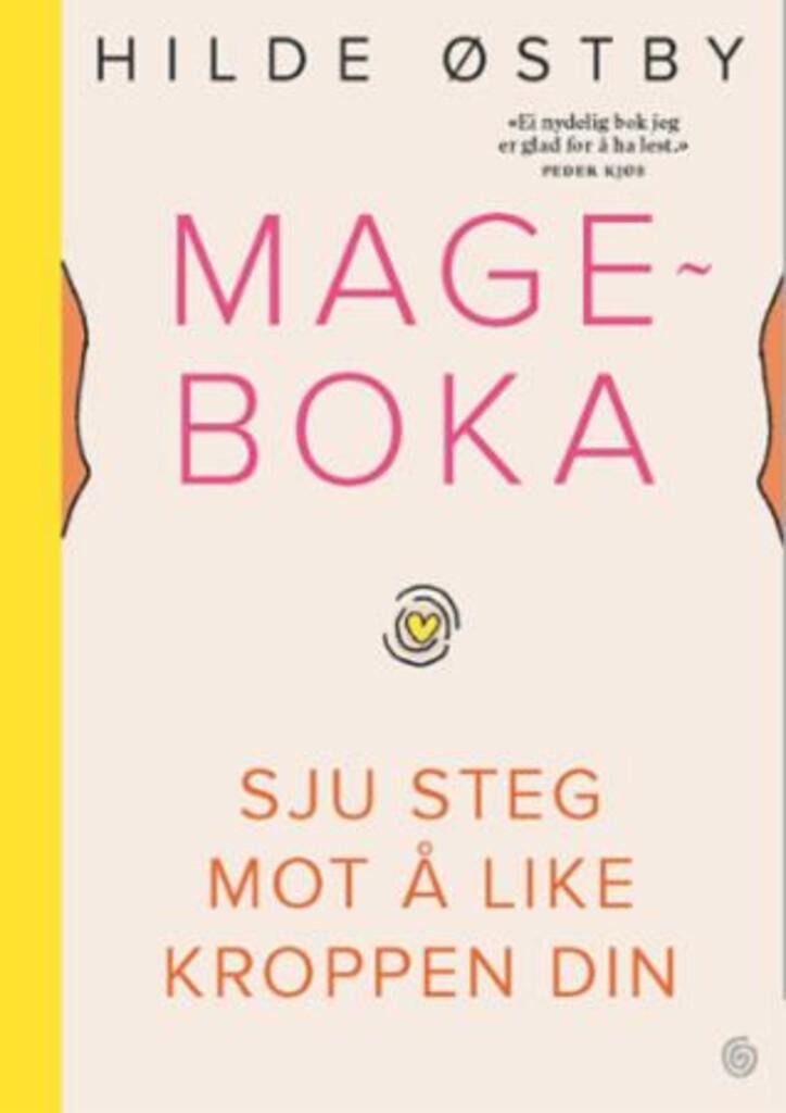 Mageboka : sju steg mot å like kroppen din
