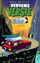 Molaug, Marius Horn : Verdens verste biltur