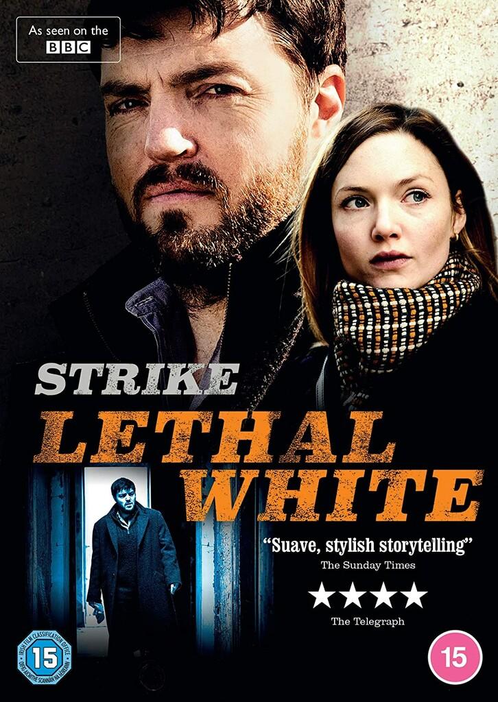 Strike : Lethal White. Sesong 3.