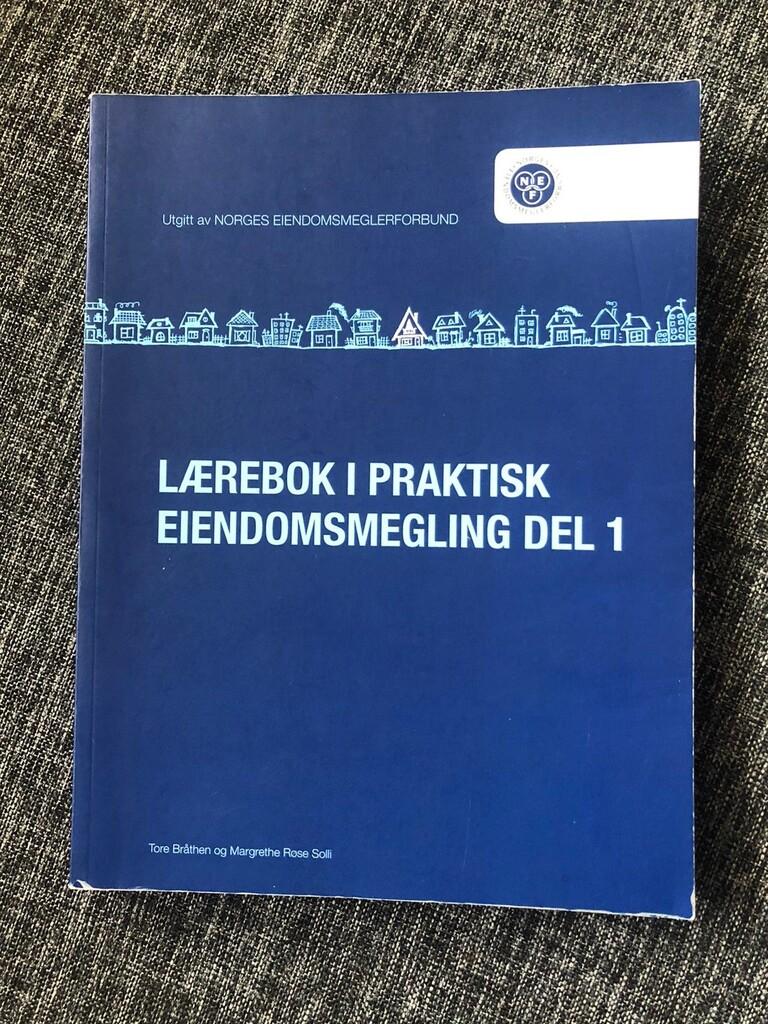 Lærebok i praktisk eiendomsmegling