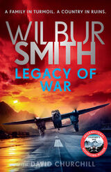 Smith, Wilbur A. : Legacy of war