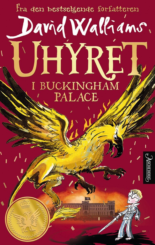 Uhyret i Buckingham palace