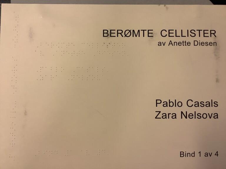 Berømte cellister
