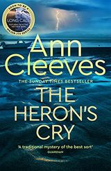 Cleeves, Ann : The heron's cry