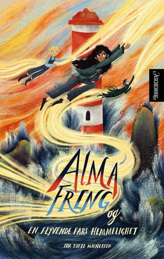 Alma Freng og den flyvende fars hemmelighet
